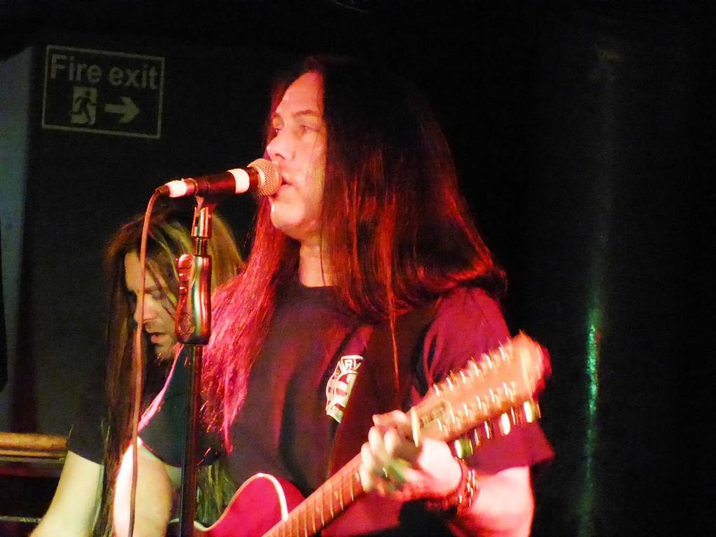 TYKETTO - Camden Underworld, London, 28 July 2015