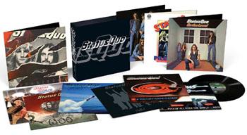 STATUS QUO - The Vinyl Collection 1972-1980