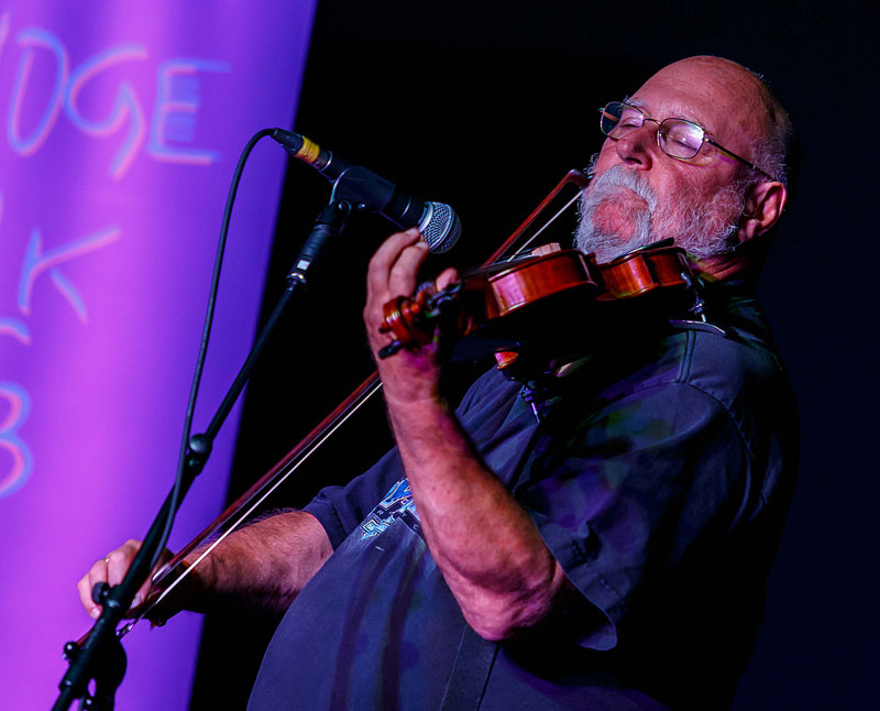 Brian McNeill - Cambridge Folk Festival, 30 July-2 August 2015