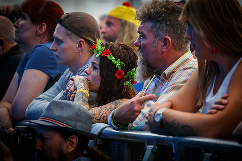 Cambridge Folk Festival, 30 July-2 August 2015