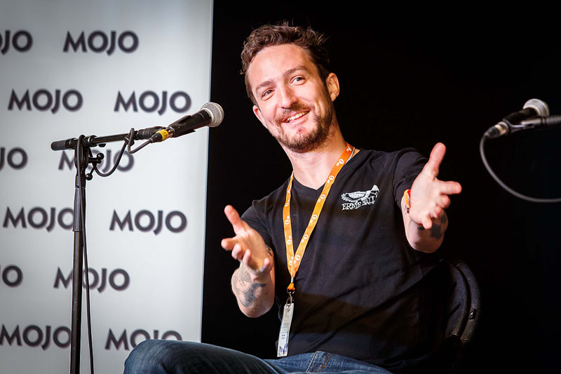 Frank Turner - Cambridge Folk Festival, 30 July-2 August 2015