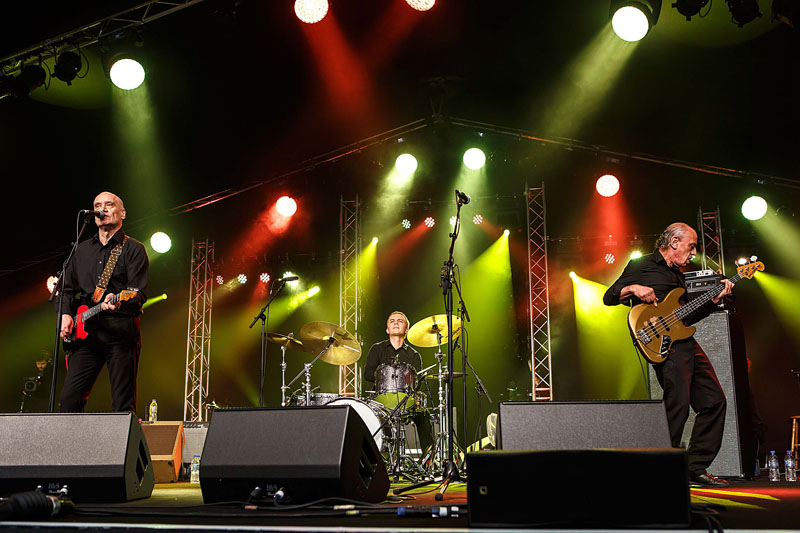 Wilko Johnson - Cambridge Folk Festival, 30 July-2 August 2015