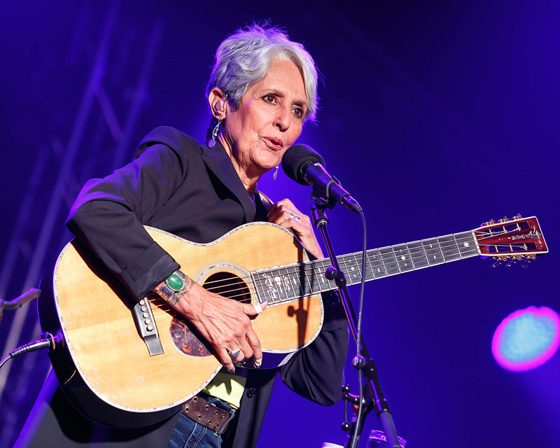 Joan Baez - Cambridge Folk Festival, 30 July-2 August 2015