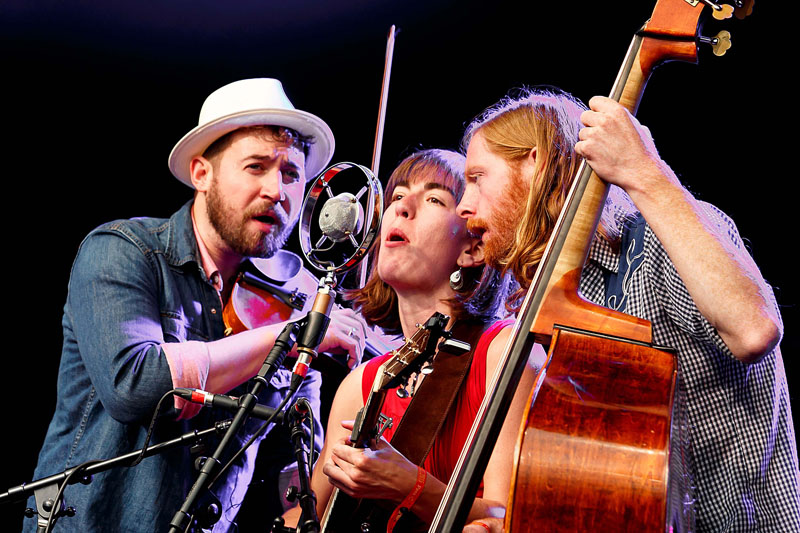 Stray Birds - Cambridge Folk Festival, 30 July-2 August 2015