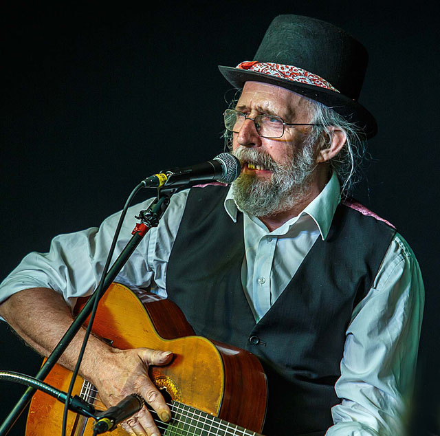 Wild Willy Barrett - Cambridge Folk Festival, 30 July-2 August 2015