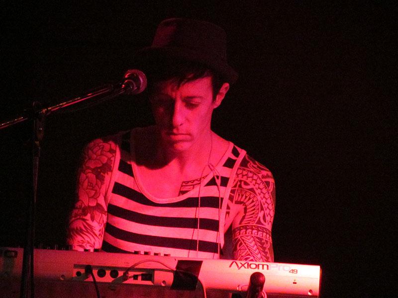 DAN REED NETWORK - The Tivoli, Buckley, North Wales, 23 October 2015
