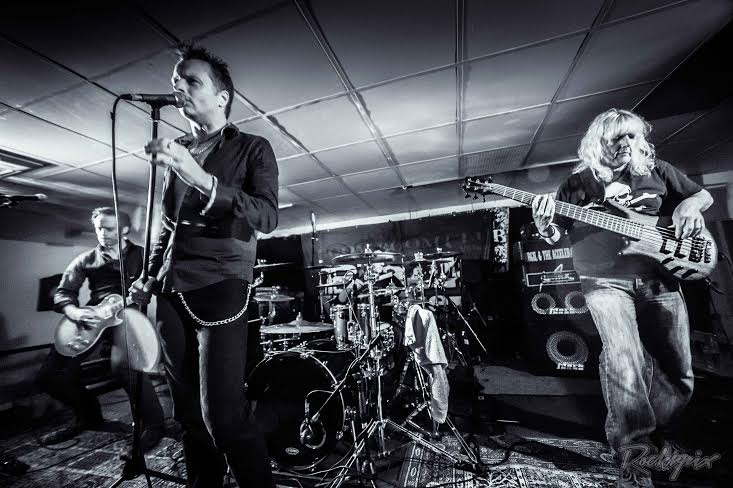 Black Whiskey – Boom Boom Club, Sutton, 27 November 2015