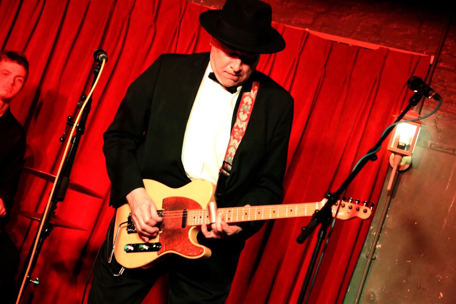 JOE JAMMER'S ALL-STAR CHICAGO BLUES REVUE – London Jazz Festival,