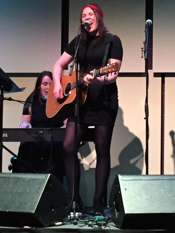 THEA GILMORE - Liverpool Philharmonic, 17 November 2015