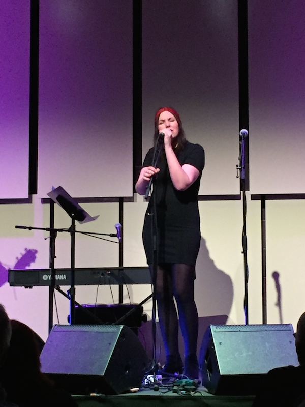 Thea Gilmore at Liverpool Philharmonic