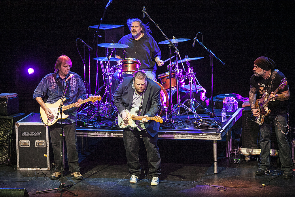 Walter Trout – 02 Forum, London, 21 November 2015