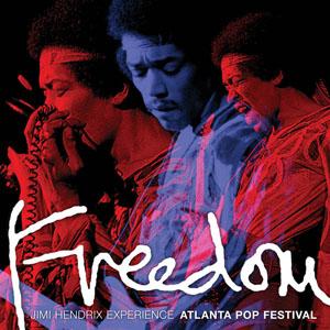 Jimi Hendrix Experience - Atlanta Pop Festival