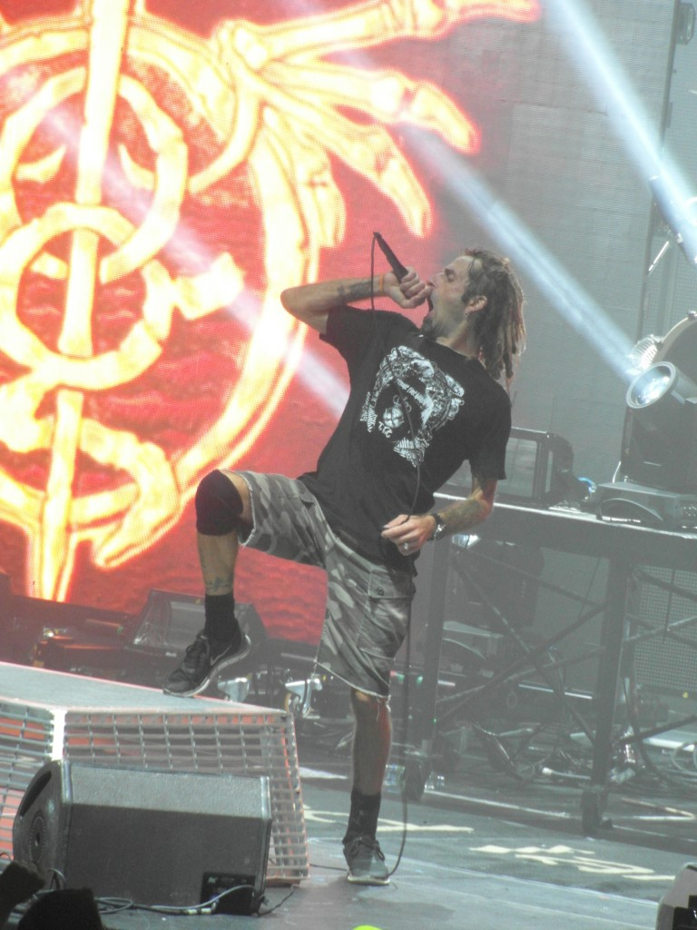 Lamb Of God – Braehead Arena, Glasgow, 11 November 2015