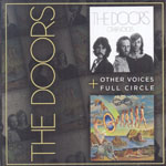 THE DOORS - Other Voices/Full Circle (reissue)