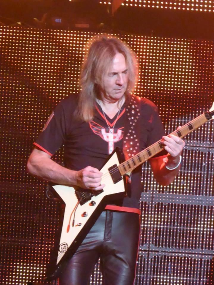 Judas Priest - Brixton Academy, London, 1 December 2015