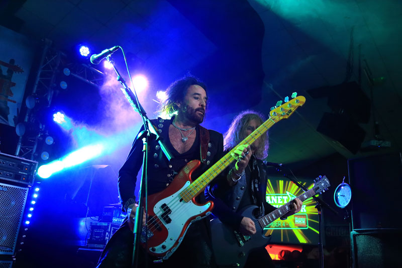 The Dead Daisies - Planet Rockstock - Trecco Bay, South Wales, 4 December 2015
