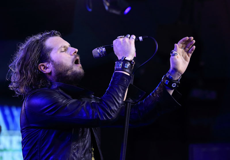 Rival Sons - Planet Rockstock - Trecco Bay, South Wales, 5 December 2015