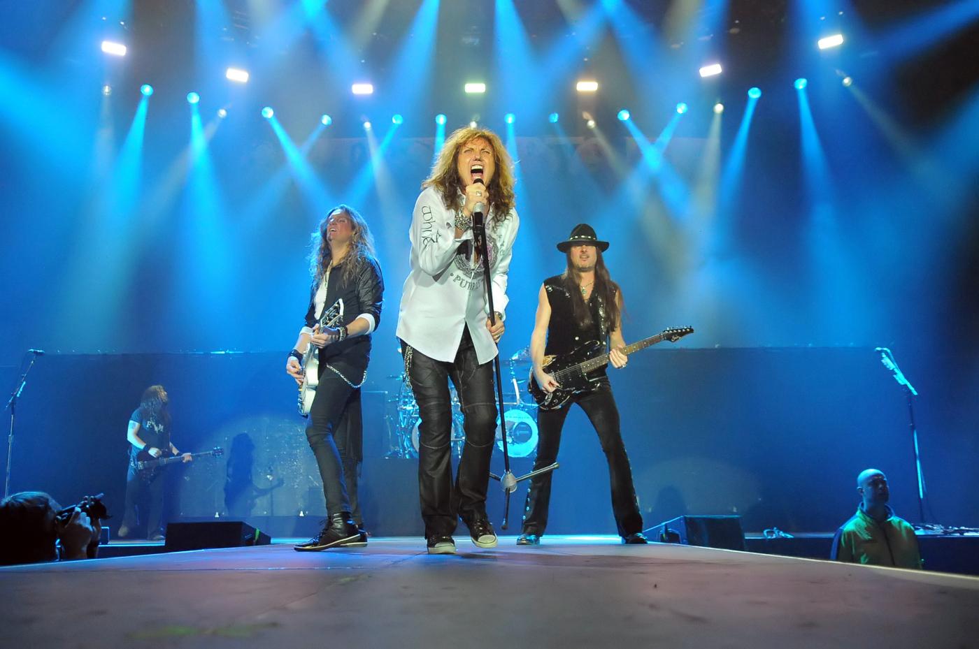 Whitesnake Live At Hammersmith