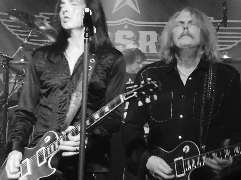 Black Star Riders - Scala, London, 11 December 2015