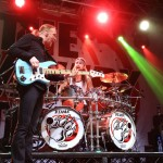 THE WINERY DOGS - Bristol O2 Academy, 2 February 2016