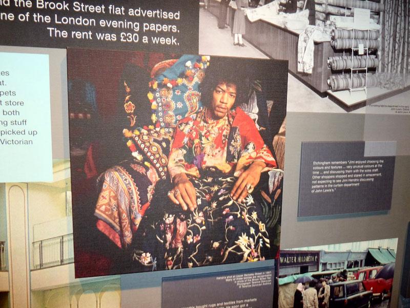 Handel & Hendrix in London Museum