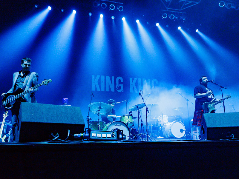 King King - Wembley Arena, 20 February 2016