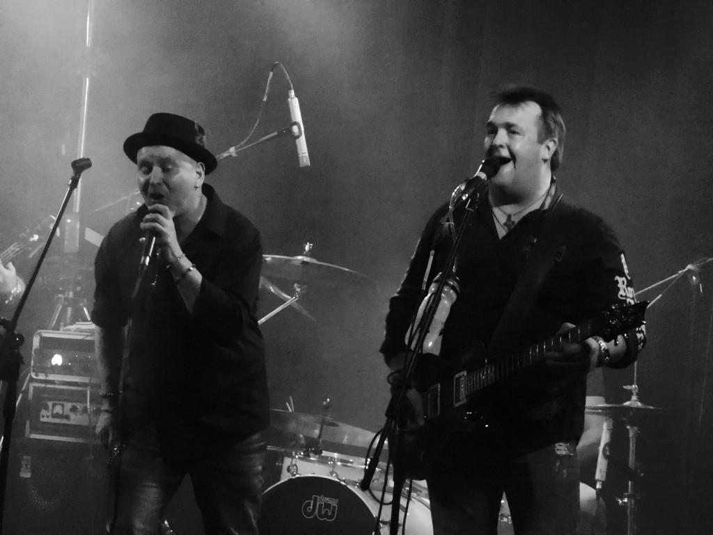 LIFELINE - The Spot, Derby, 30 January 2016