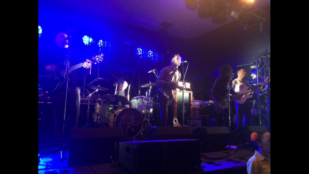 The King Blues – Corn Exchange, Edinburgh, 19 February 2016