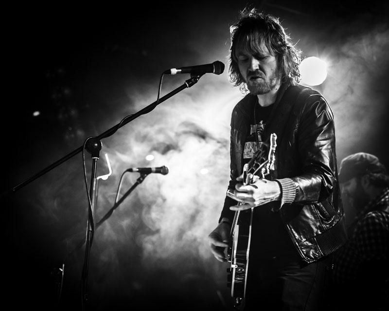 ROSCO LEVEE - Giants Of Rock, Minehead, Somerset, 29-31 January 2016