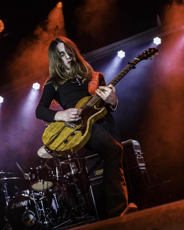 AARON KEYLOCK - Giants Of Rock, Minehead, Somerset, 29-31 January 2016