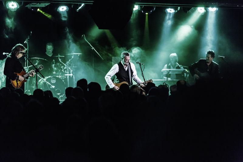 STEVE HARLEY - Giants Of Rock, Minehead, Somerset, 29-31 January 2016