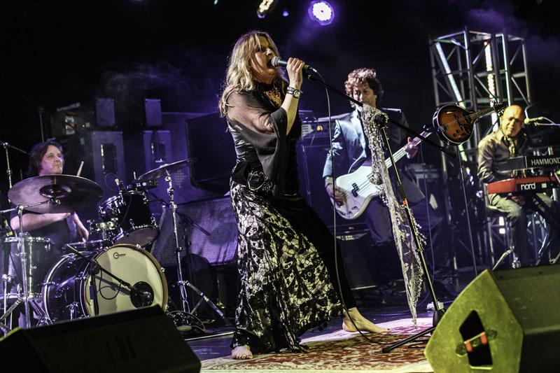 DEBORAH BONHAM - Giants Of Rock, Minehead, Somerset, 29-31 January 2016