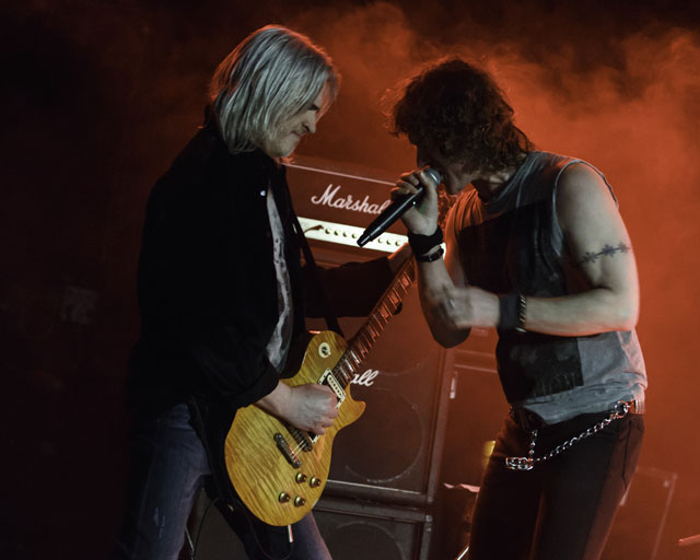 NAZARETH - Giants Of Rock, Minehead, Somerset, 29-31 January 2016