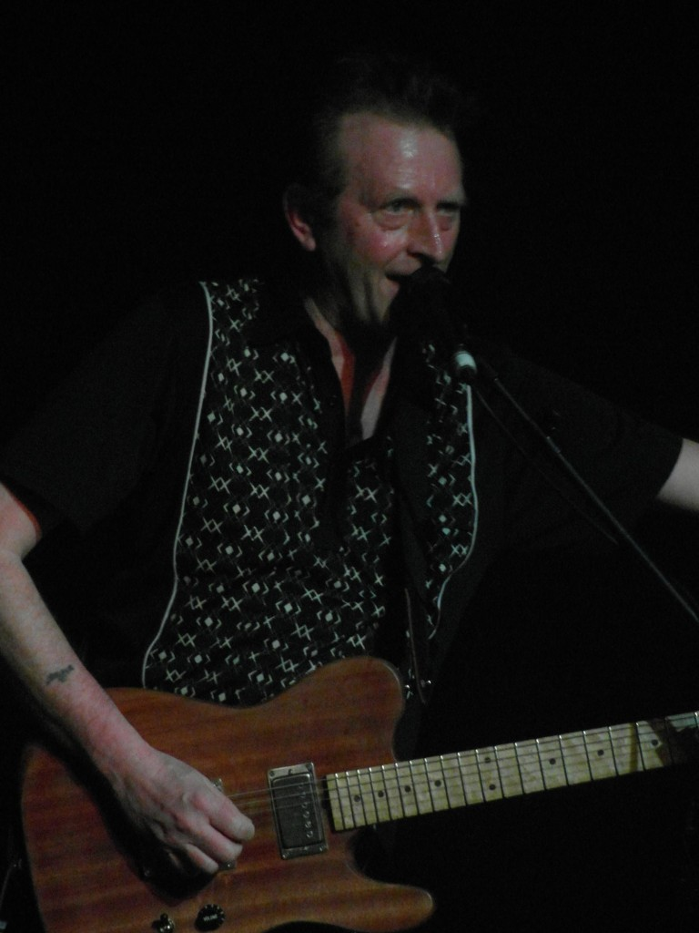 Big Country - 80's INVASION TOUR – Edinburgh Playhouse, 20 March 2016