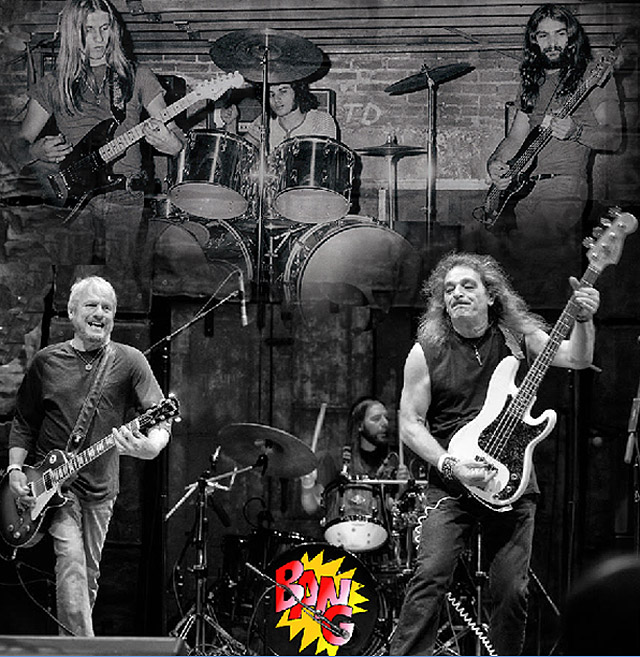 Bang - early 1970s U.S. power trio
