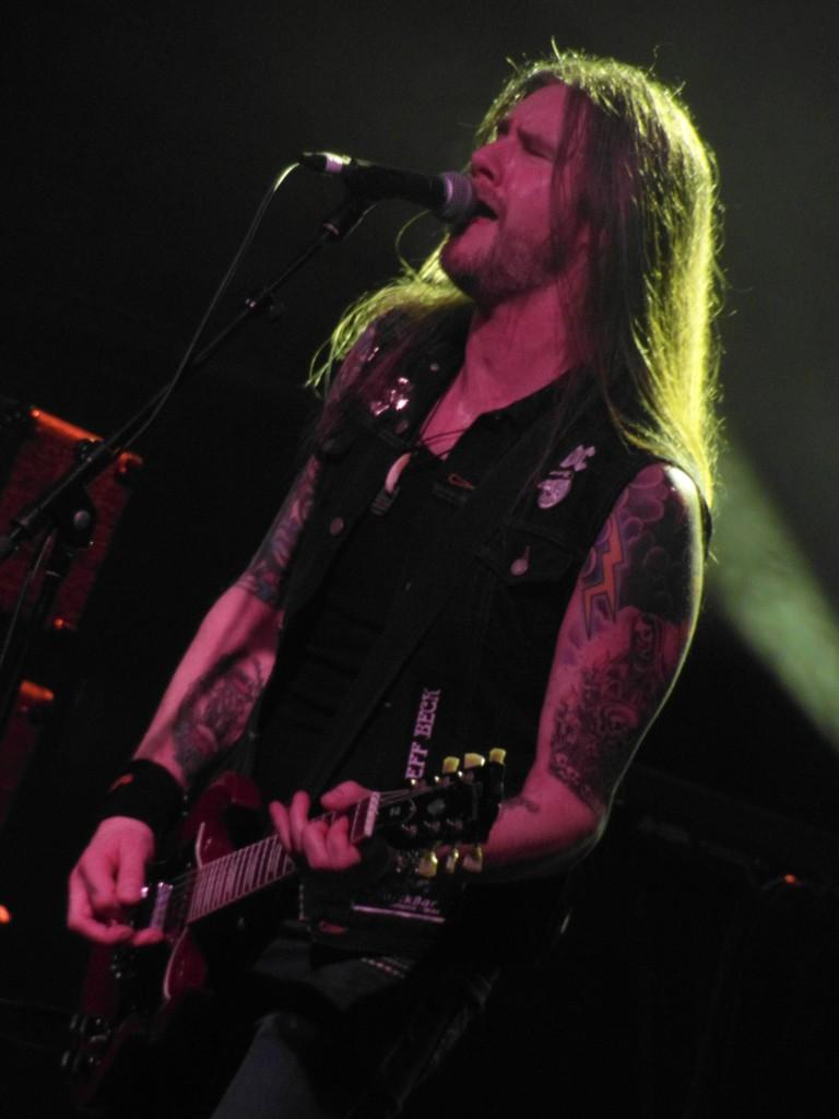 BONAFIDE - HRH AOR TOUR – ABC, Glasgow, 17 March 2016