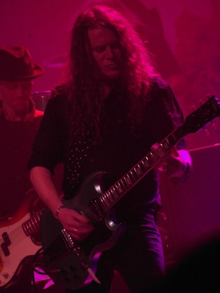 QUIREBOYS - HRH AOR TOUR – ABC, Glasgow, 17 March 2016