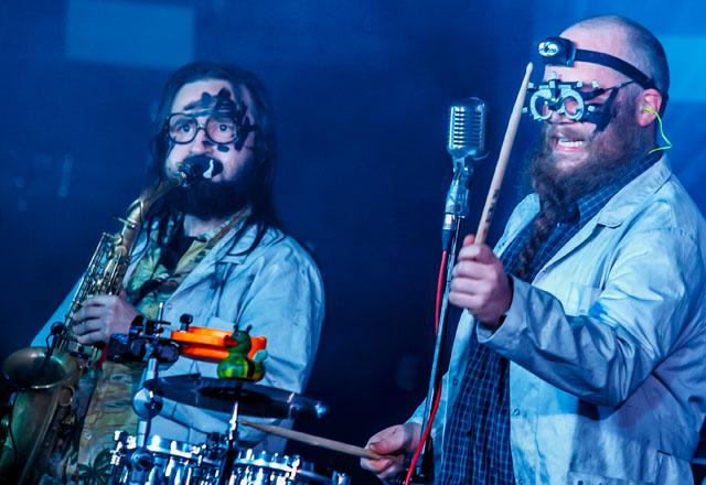 Trollfest - HAMMERFALL -  Pwllheli, Wales, 10-13 March 2016