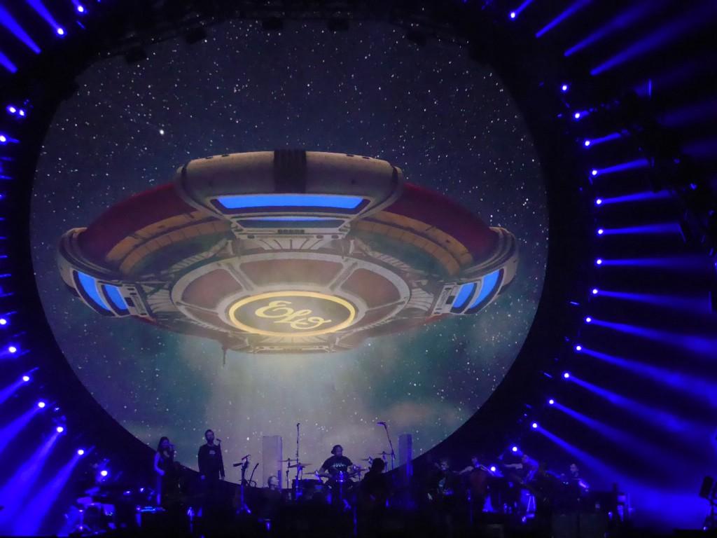 JEFF LYNNE'S ELO - 02 Arena, London, 20 April 2016