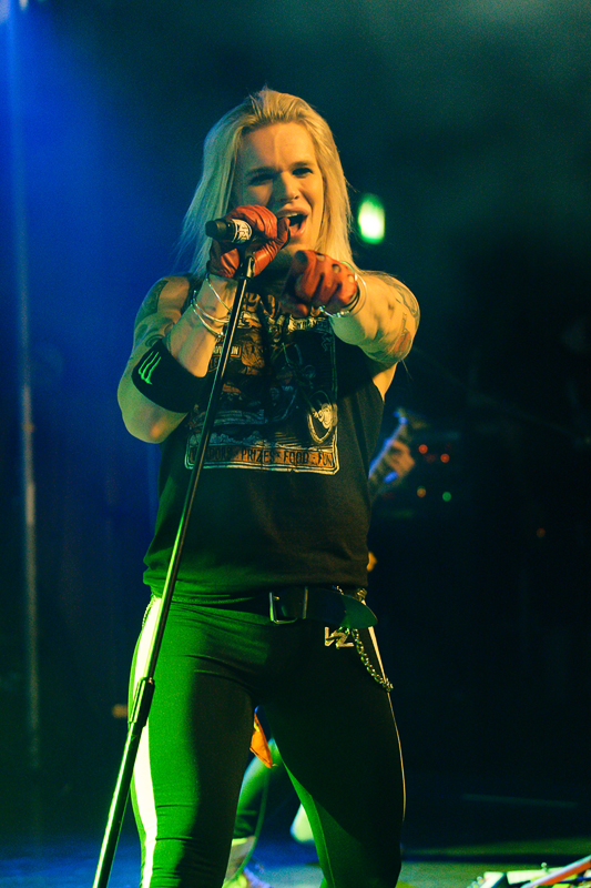 RECKLESS LOVE - Scala, London, 31  March 2016
