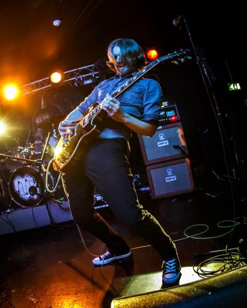 SCREAMING EAGLES – O2 ABC, Glasgow, 16 April 2016