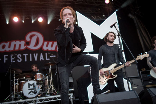 Mallory Knox - The Slam Dunk Festival South, 31 May 2016