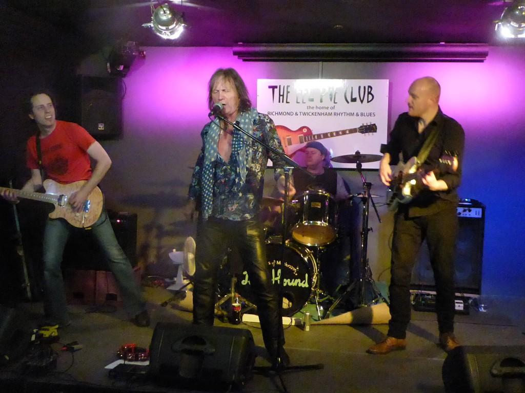 LEAFHOUND- The Eel Pie Club, Twickenham, 19 May 2016