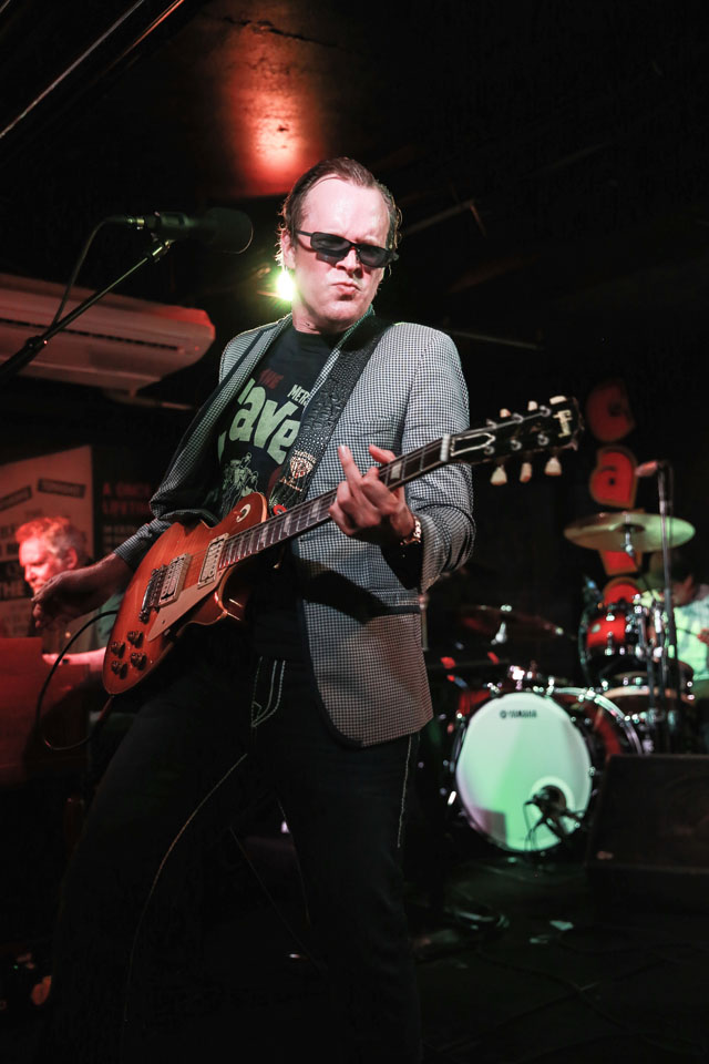 Joe Bonamassa - The Cavern, Liverpool, 27 June 2016