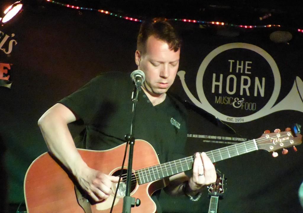 BERNIE MARSDEN- The Horn, St Albans, 8 June 2016