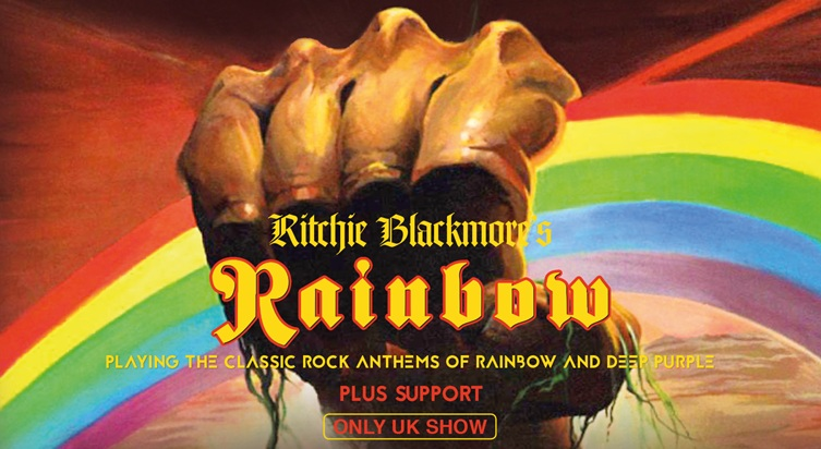 Ritchie Blackmore's Rainbow - Genting Arena, Birmingham, 25 June 2016