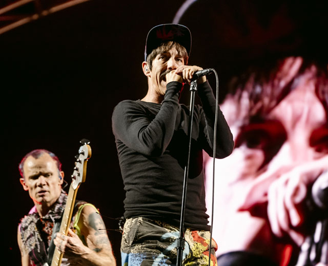 Red Hot Chili Peppers - Festival D'ete De Quebec, 7-17 July 2016