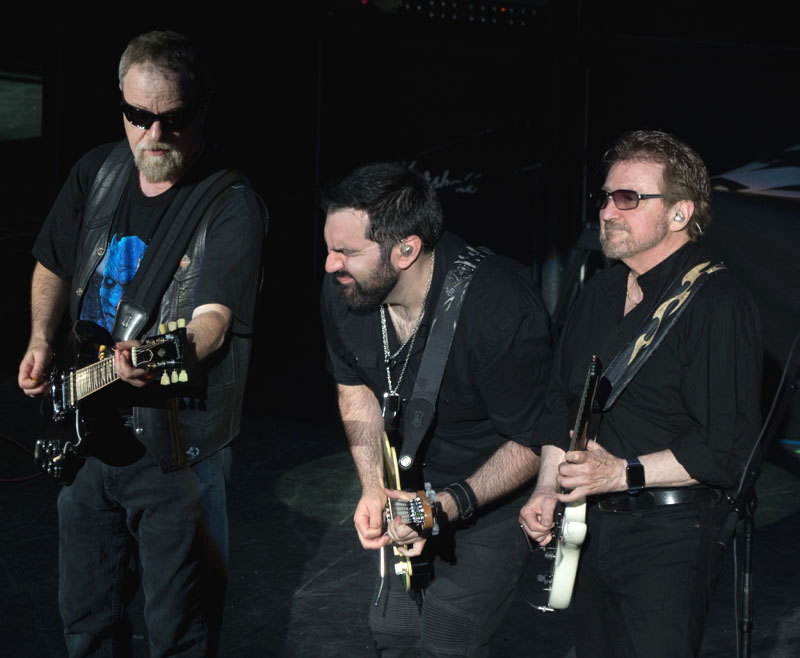 BLUE OYSTER CULT - Kentish Town Forum, London, 29 July 2016