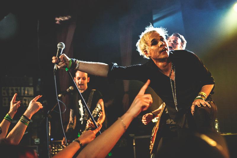Idol Dead - SOS FESTIVAL, Manchester, 15-17 July 2016