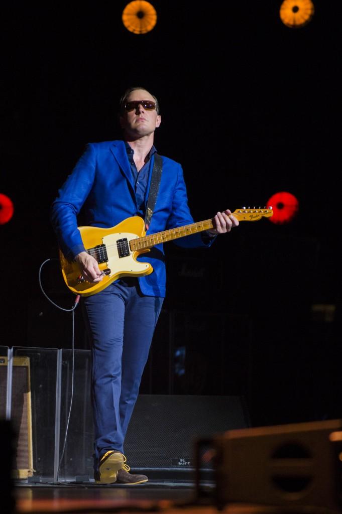 JOE BONAMASSA – Clyde Auditorium, Glasgow, 3 July 2016